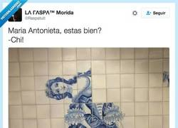 Enlace a ¿María Antonieta? por @Raspatuit