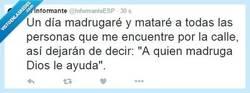 Enlace a Prometo VENDETTA por @informanteESP