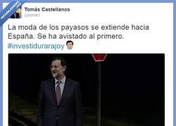 Enlace a La moda de los payasos en España nos la hemos tomado muy en serio por @tomiict