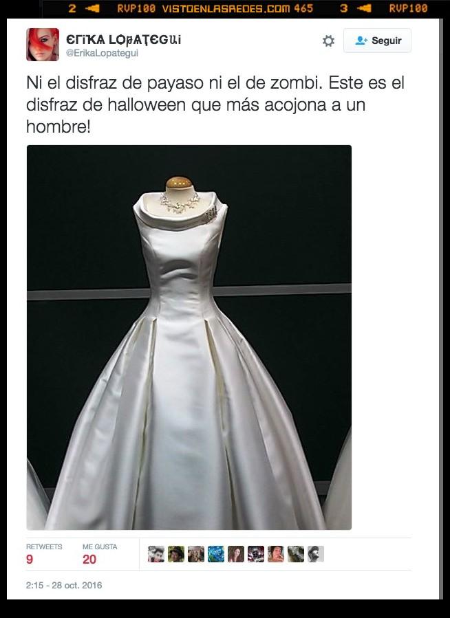 halloween,pesadilla,vestido de novia