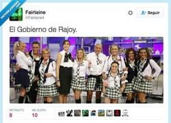 Enlace a ÚLTIMA HORA: La primera foto del equipo de Gobierno por @Fairlane4