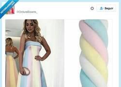 Enlace a El vestido definitivo para sentirte en las nubes @OrdureBizarre_