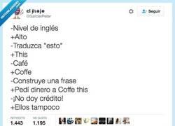 Enlace a Nivel de inglés: MUY ALTO @garcierpeter