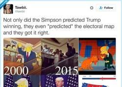 Enlace a No solo predijeron la victoria de Trump, sino también el mapa electoral entero