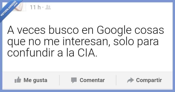 CIA,despiste,maniobra