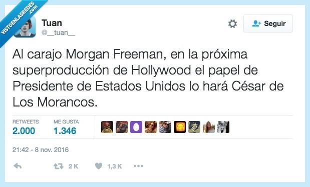 morancos,película,trump