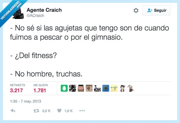 fitness,gym,pescar,truchas