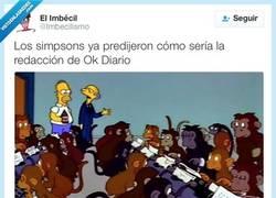 Enlace a En los Simpson está todo @Imbcilismo