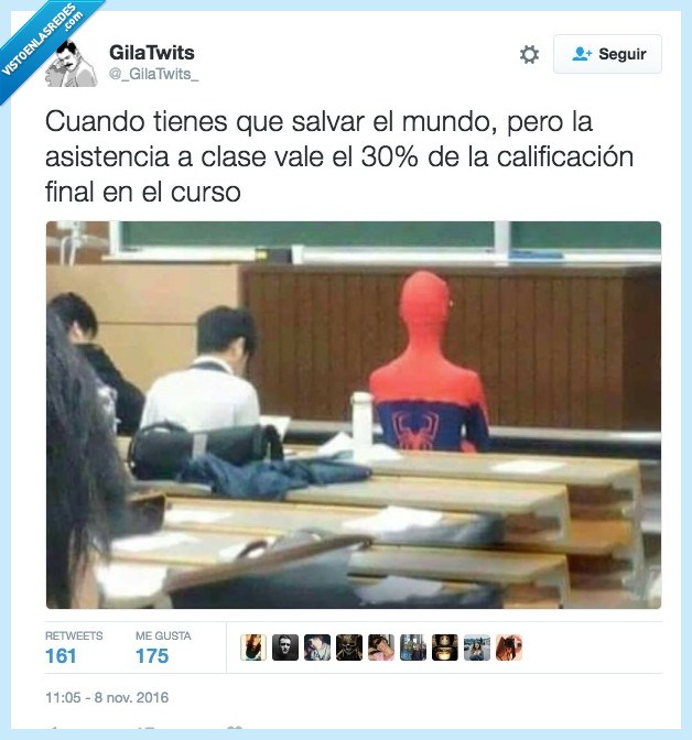 clase,obligatoria,spiderman