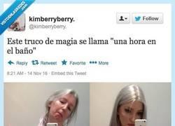 Enlace a Abracadabra pote de cabra @kimberryberry