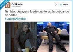 Enlace a El amor de las abuelas a la gordura por @fer_novato