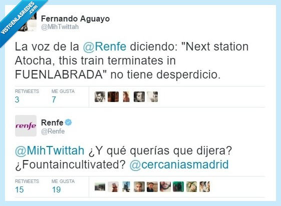 community manager,fuenlabrada,renfe