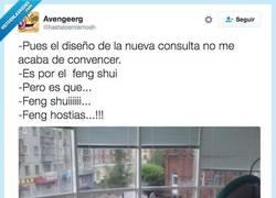 Enlace a Me parece que el Feng Shui está equivocado de dirección por @hastalosmismosh