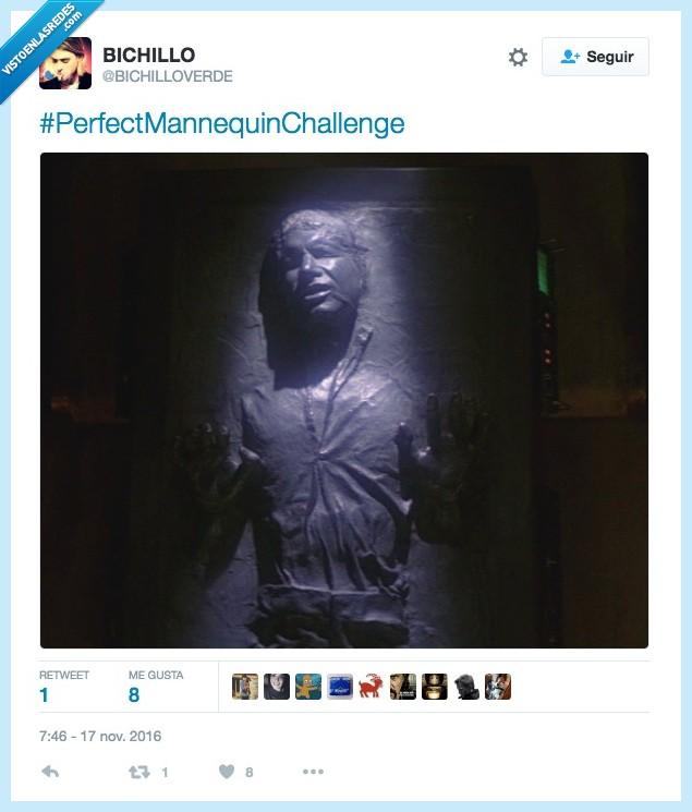 han solo,mannequin challenge,Star wars