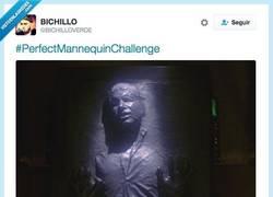 Enlace a Antes de que surgiera la moda del Mannequin Challenge ya lo hizo Han Solo por @ BICHOVERDE