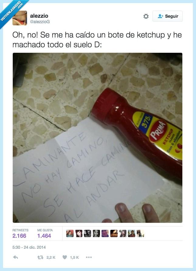 Antonio Machado,culto,ketchup