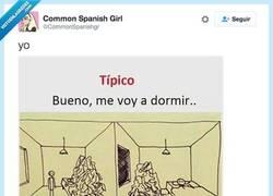 Enlace a La misma historia todas las noches por @CommonSpanishgr