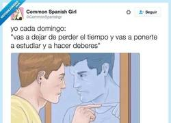Enlace a Promesas domingueras por @CommonSpanishgr