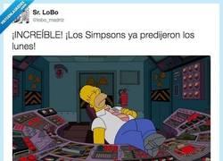 Enlace a Lunes, no hacía falta ser Los Simpsons para saber que iba a pasar por @lobo_madriz