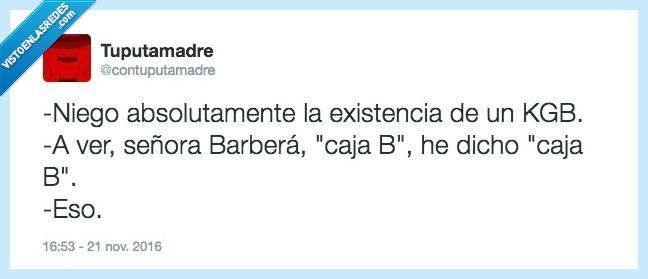 rita barberá,twitter