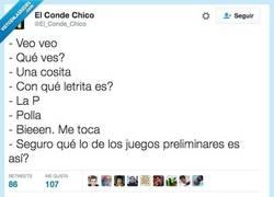 Enlace a CHISTACO DEL DÍA por @El_Conde_Chico