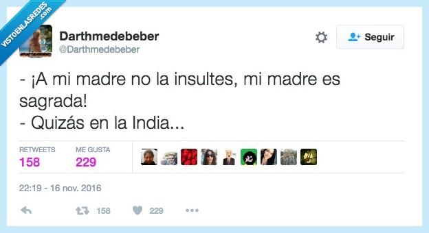 india,insultar,inteligente,vaca