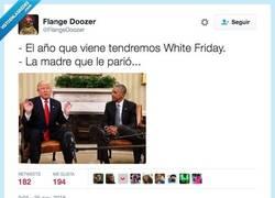 Enlace a La primera medida del Presidente Trump será... por @FlangeDoozer