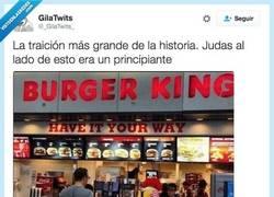 Enlace a Judas McDonald lo tendrían que llamar por @_GilaTwits_