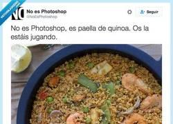 Enlace a Después de la paella de chorizo es lo que me quedaba por ver por @NoEsPhotoshop