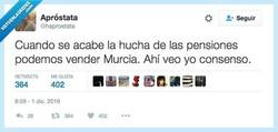 Enlace a Murcia pasará a ser parte de África por @haprostata