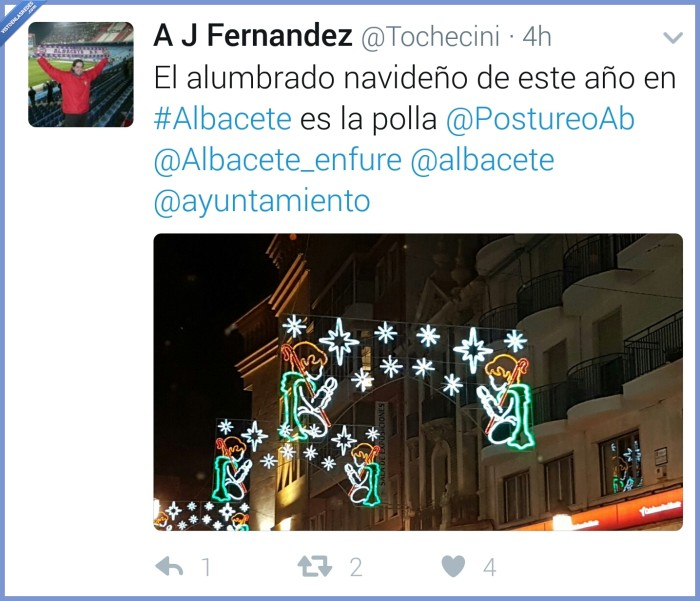 Albacete,iluminación,navidad