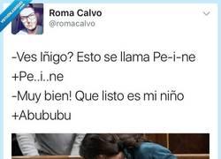 Enlace a  Iñigo, va a la escuela por @romacalvo