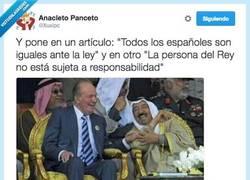 Enlace a ¡Ay Juan Carlos que gracioso eres! por @xuxipc
