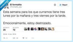 Enlace a Demasiada locura por @Formalito_soy