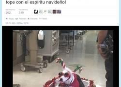 Enlace a Gracias a ellos la Navidad es un poco mejor en los hospitales