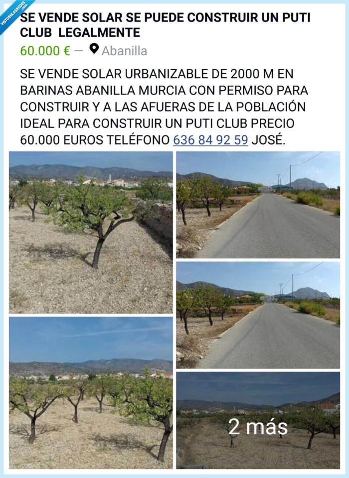 club de alterne,licencia,Murcia
