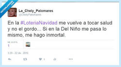 Enlace a Más salud y me vuelvo inmortal por @ChelyPalomares