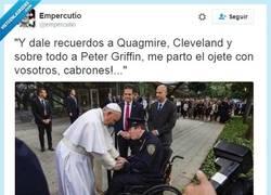 Enlace a Al Papa le gusta