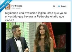 Enlace a En 2018 Cristina Pedroche lo va a petar con el vestido especialmente diseñado para ella