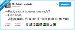 Enlace a Cuando crees que tu padre tiene todas las respuestas por @mortajuza