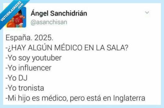 2025,está pasando,médico,sala