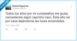 Enlace a Eso sí que es un capricho caro por @Noelia_FigueCo