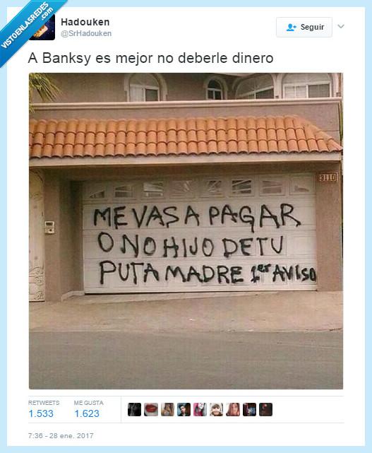 garaje,grafitti,pagar