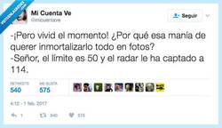 Enlace a Que aguafiestas la policía por @micuentave