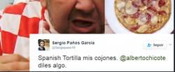 Enlace a La respuesta de Alberto Chicote a la aberración de tortilla más famosa de todo Internet...