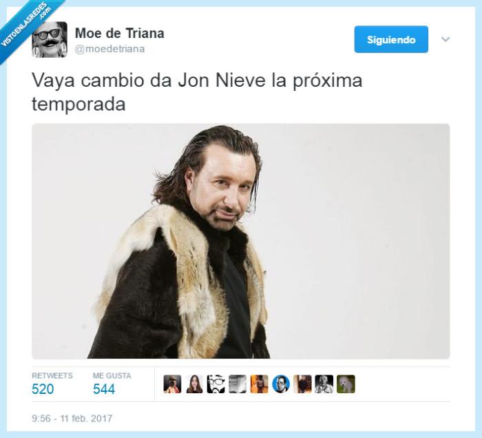 Jon Nieve,Parada,recorte