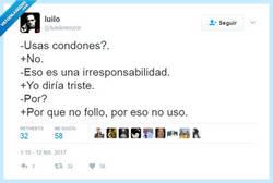 Enlace a Más bien es triste por @luislorenzor