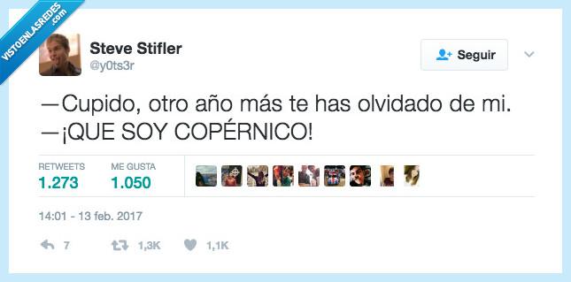 Alvaro Ojeda,año,Copérnico,olvidar