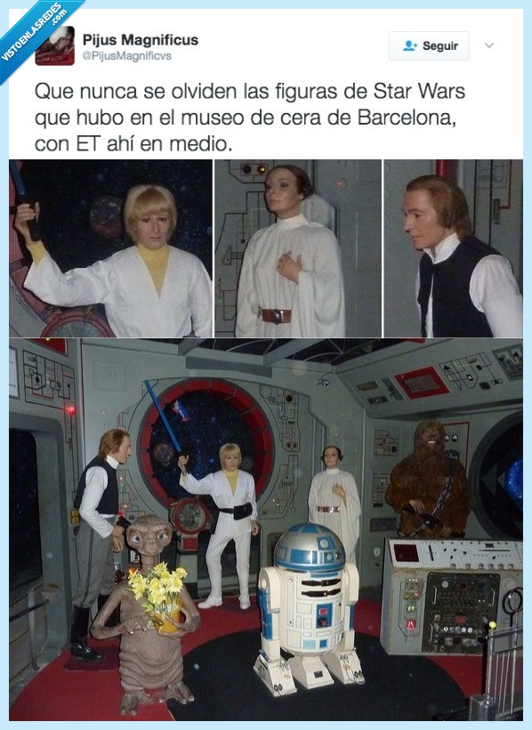 cera,museo,star wars