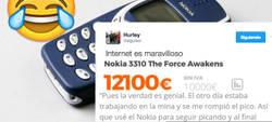 Enlace a La vuelta del Nokia 3310 nos trae una